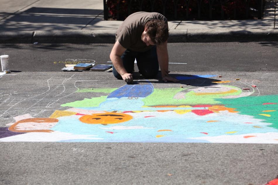 Chalk the Block 4