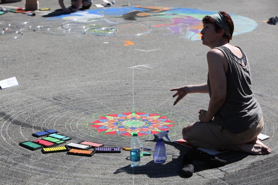 Chalk the Block 5