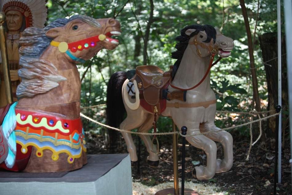 Carousel Carving