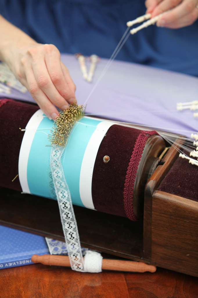Lacemaking