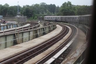 Subway Tracks
