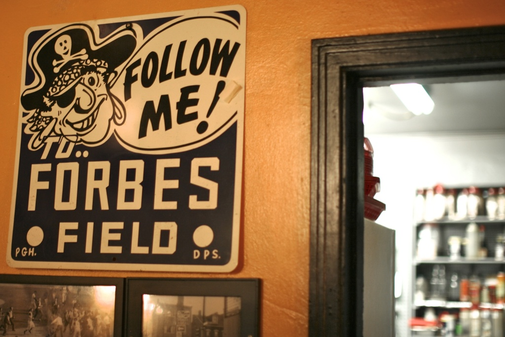 follow me to forbes field