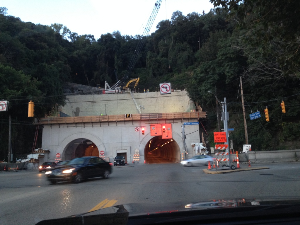 Liberty Tunnel