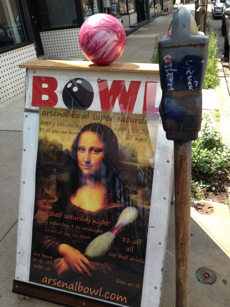 Mona Lisa Bowl