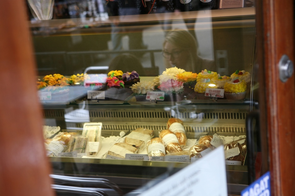 bakery window