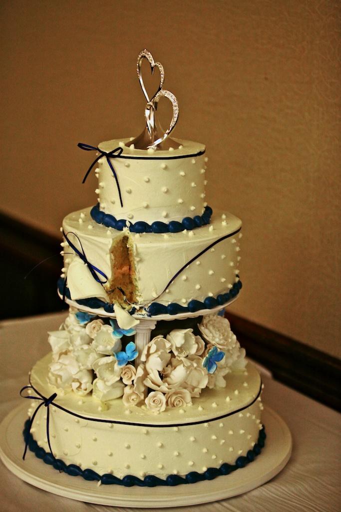 garland cake edit