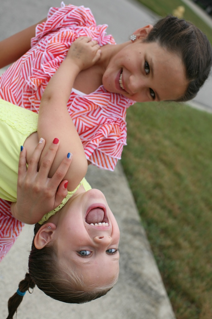 Maura and Anna