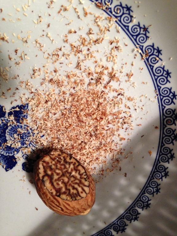Nutmeg interior