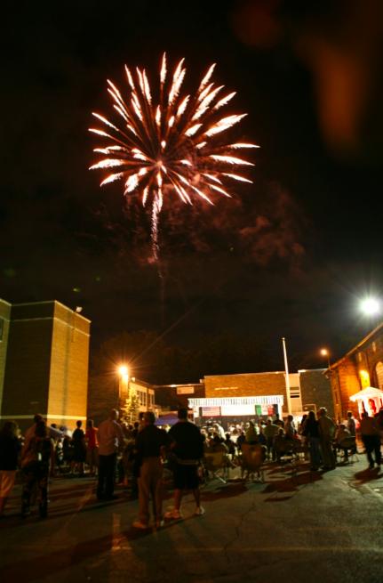 St. Rocco Fireworks