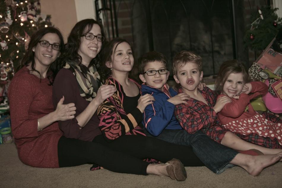 awkward family