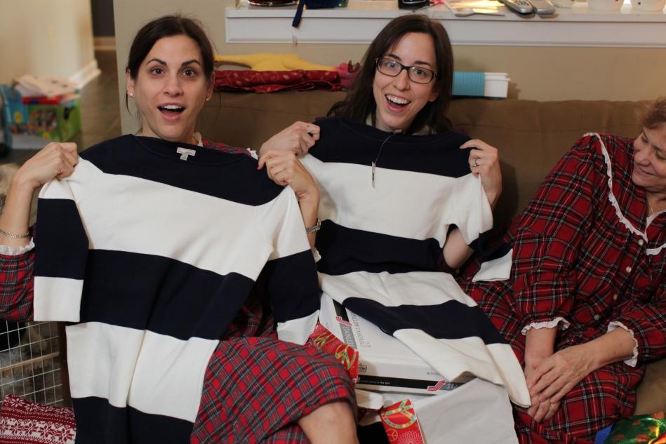 Identical GAP dresses