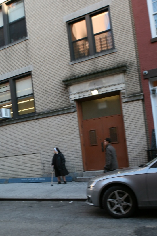 one nun