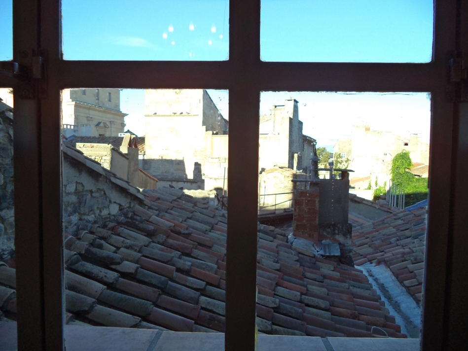Window of Arles
