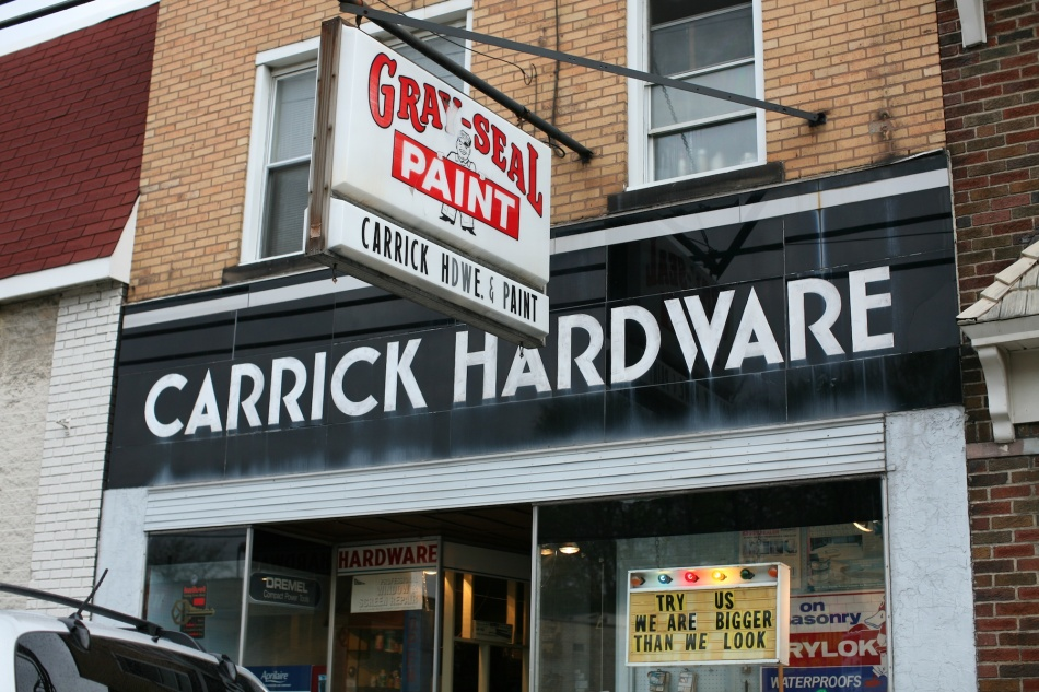 Carrick Hardware