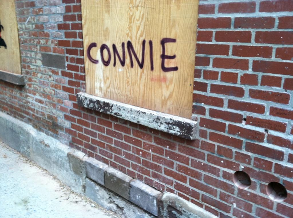 Connie at Chumleys