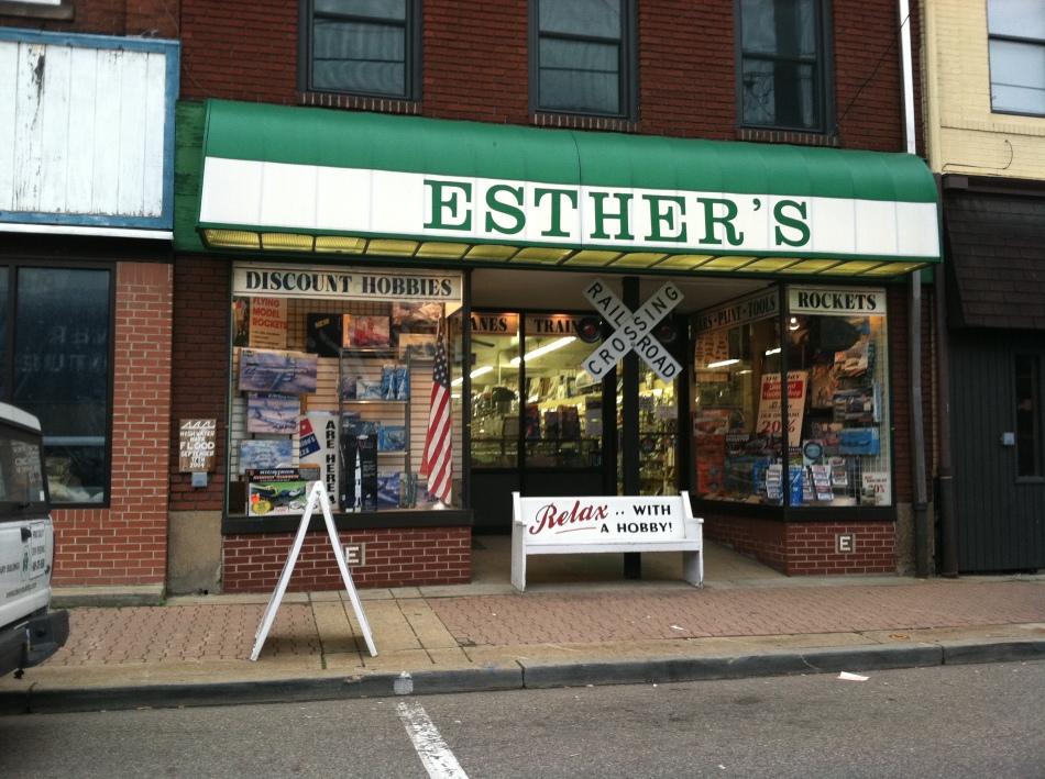 Esther's Hobby