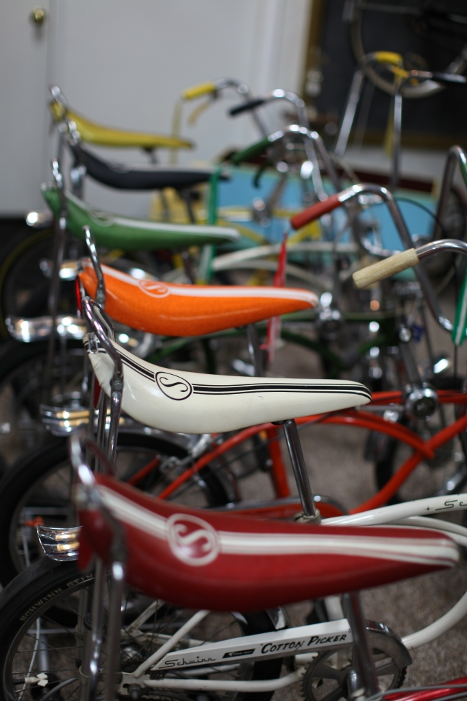banana bicycle seats