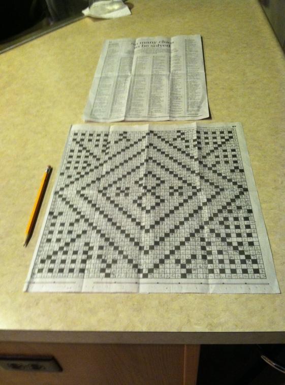 Giant Crossword