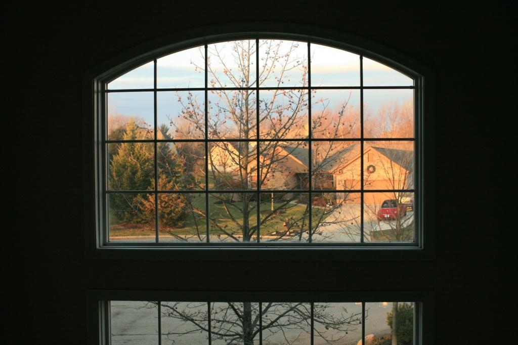 suburban  window