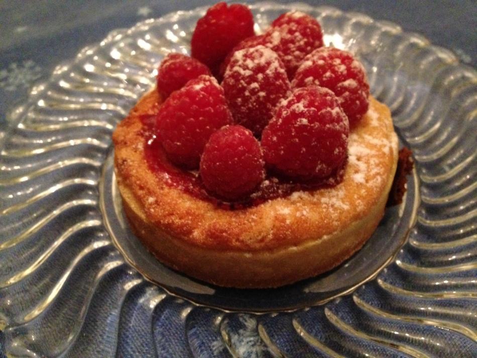 Layer Cake Framboises Et Rose Linda Louis