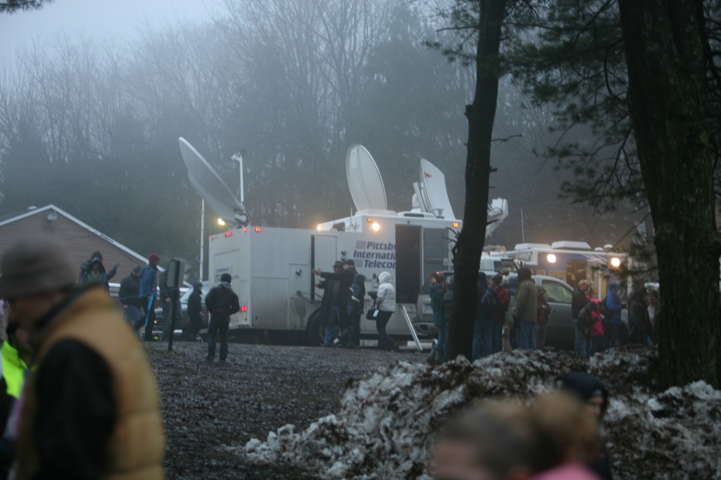 Weather Channel Trucks