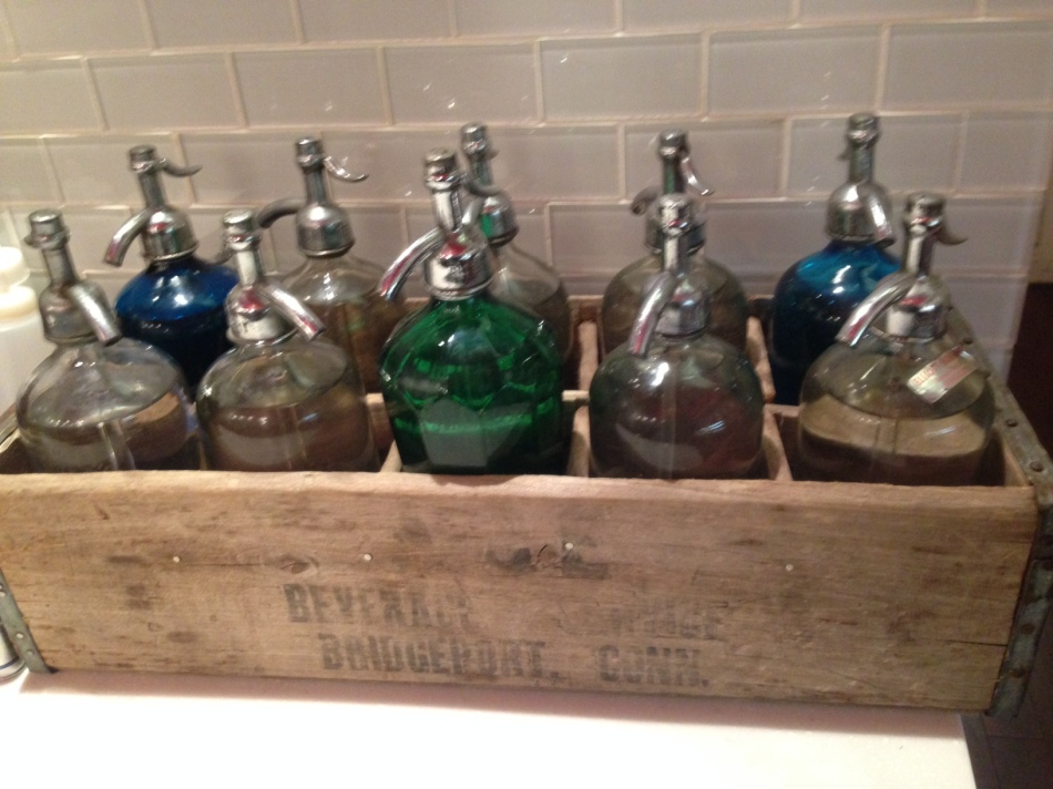 Pittsburgh Seltzer Bottles