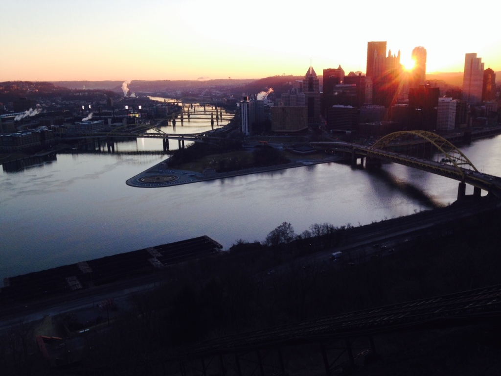 sunrise Pittsburgh