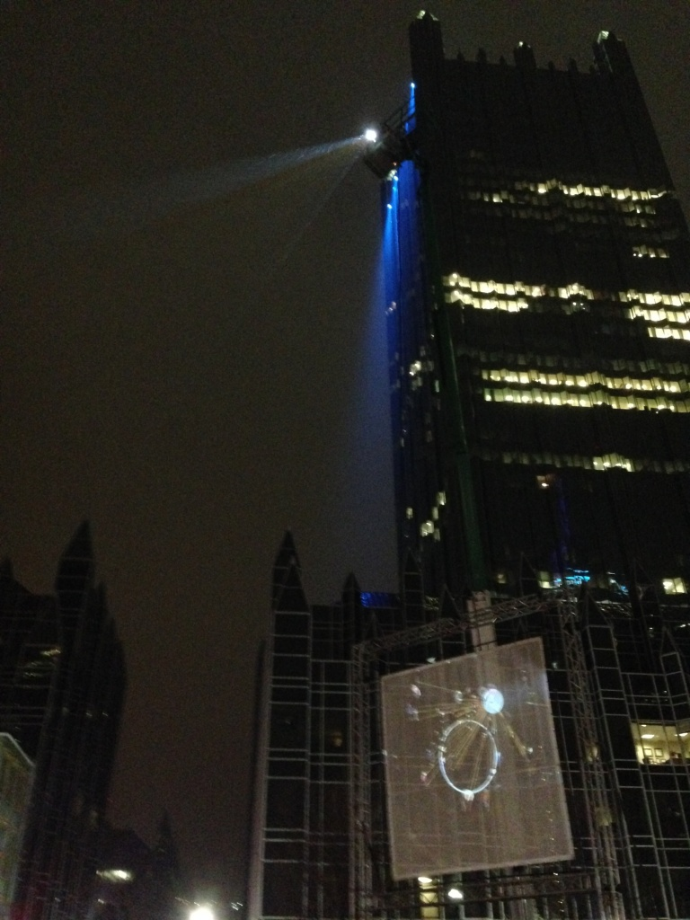 ppg with blue light