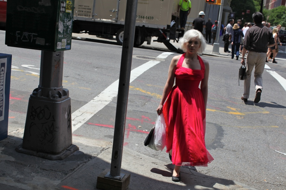 Marilyn Monroe NYC