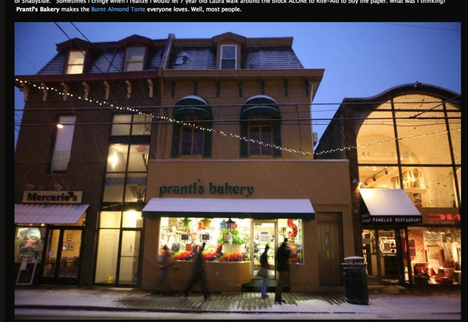 Prantl's Bakery Pittsburgh