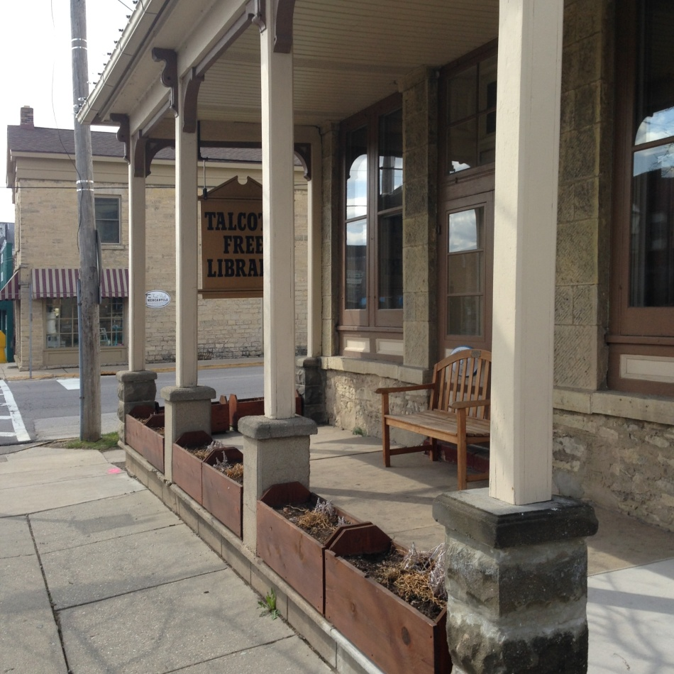 Rockton IL library