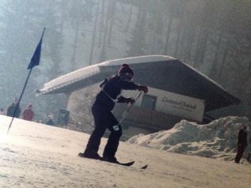 Skiiing in Austria