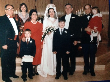 Aunt Bobbie's Wedding in Kansas
