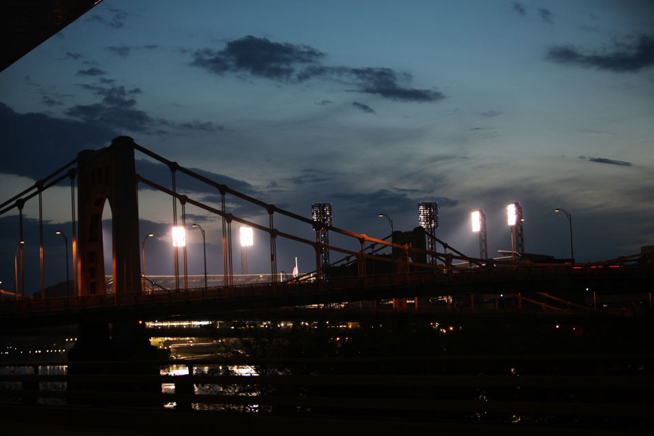 Night Game PNC Park