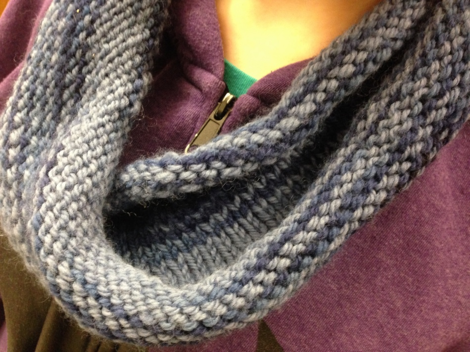 student scarf