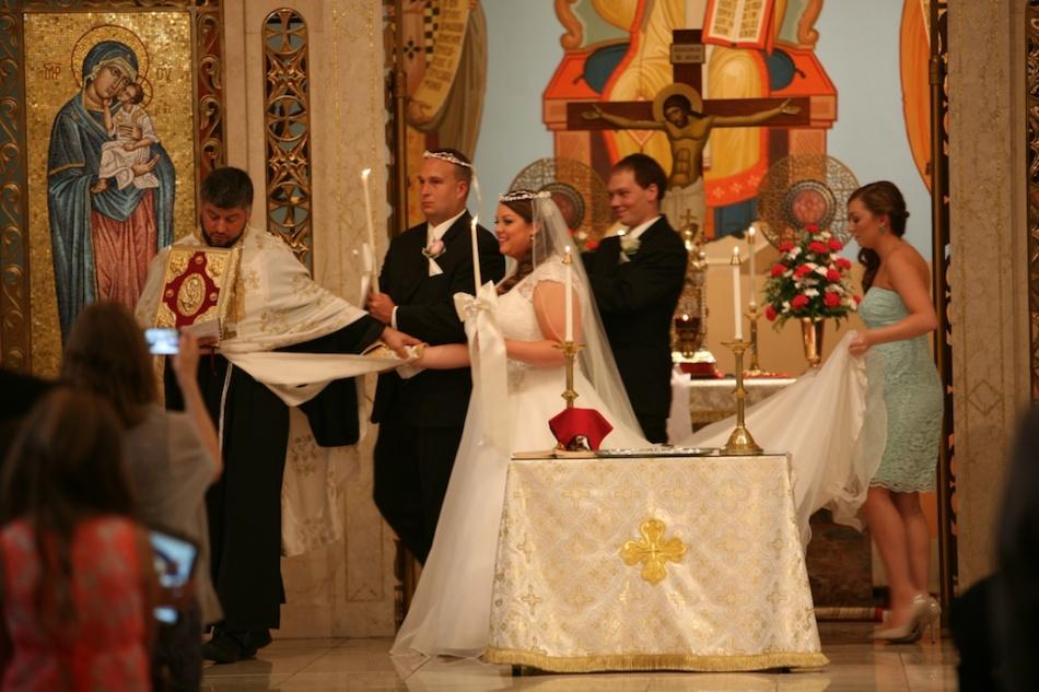 Eugenia and John altar
