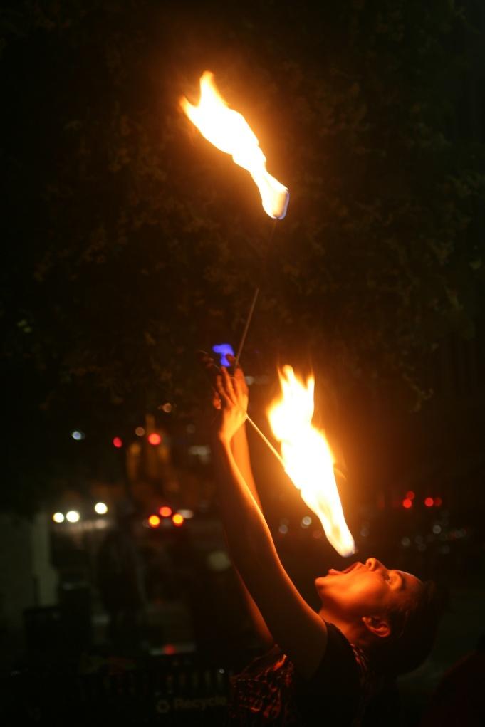 fire consumption