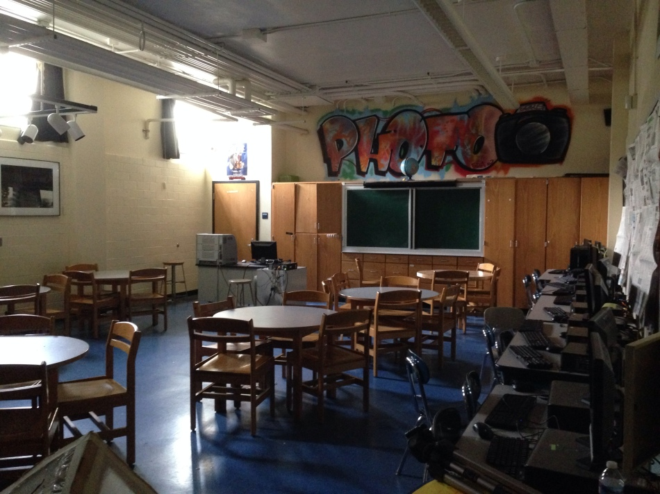 Photography Classroom