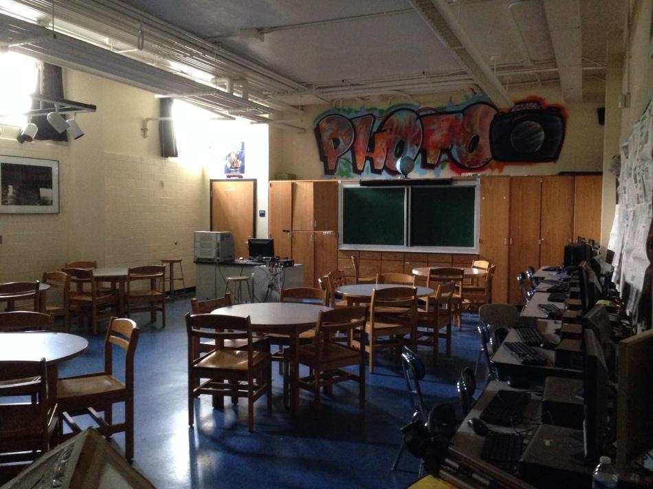 Photography Classroom