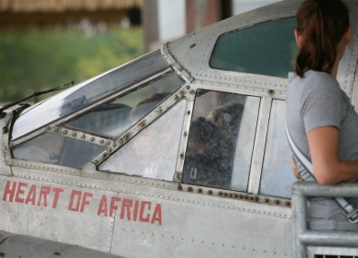 heart of africa plane