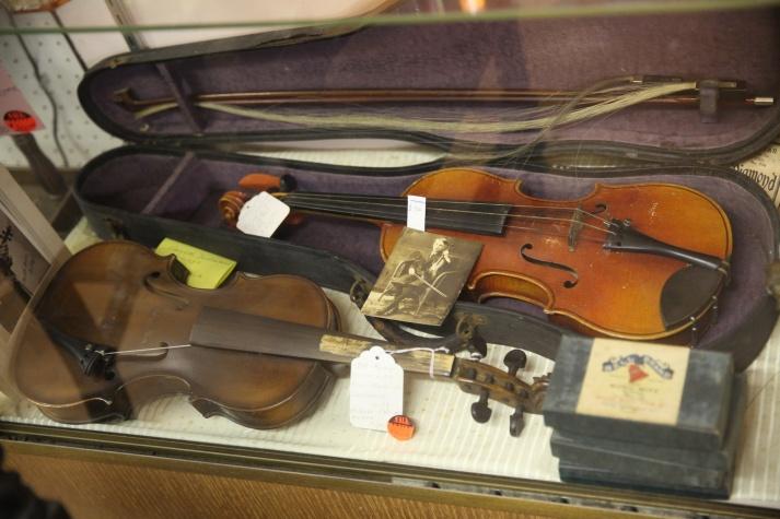Violins anyone?