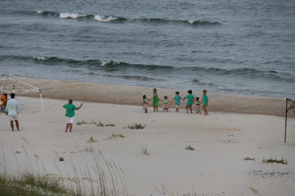 watching beach photographers 4