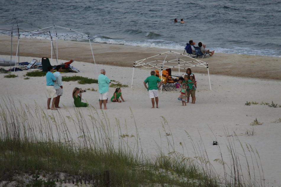 watching beach photographers 8