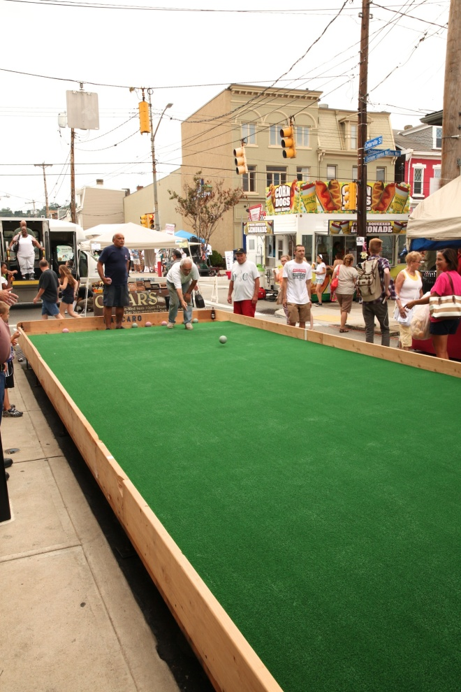 Bocce Courts in Bloomfield 3