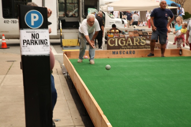 Bocce Courts in Bloomfield 4