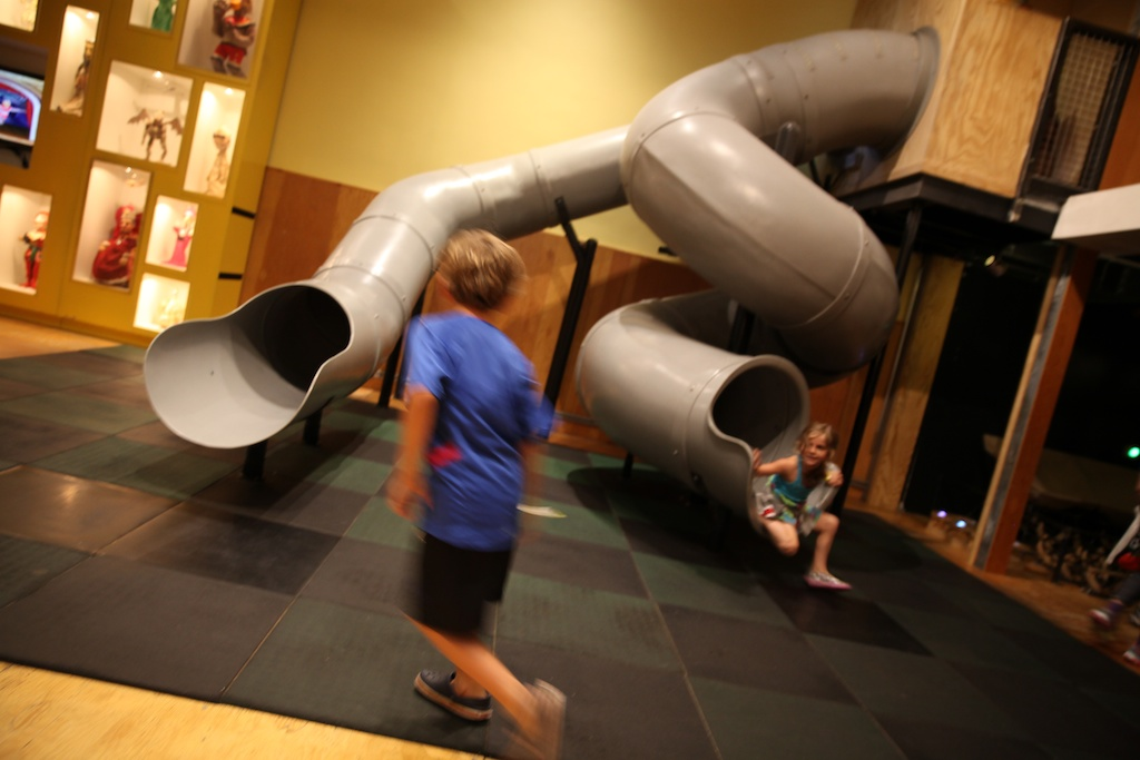 Gravity Room SLide