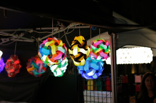 more recycled lamps
