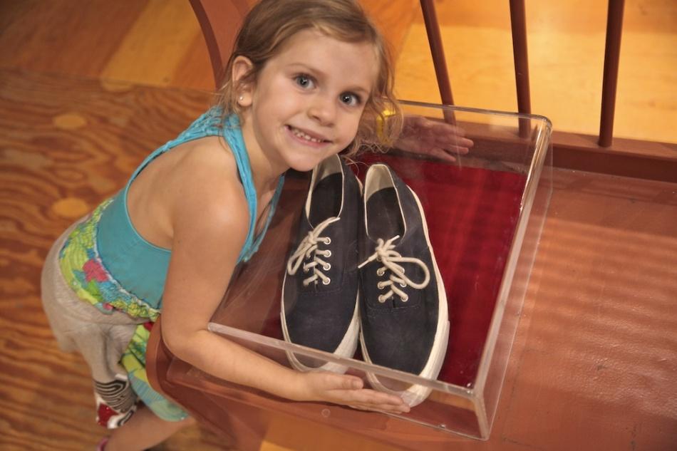 Mr Rogers Sneakers