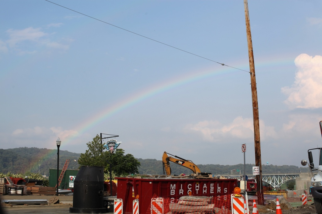 Rainbow in traffic series 4