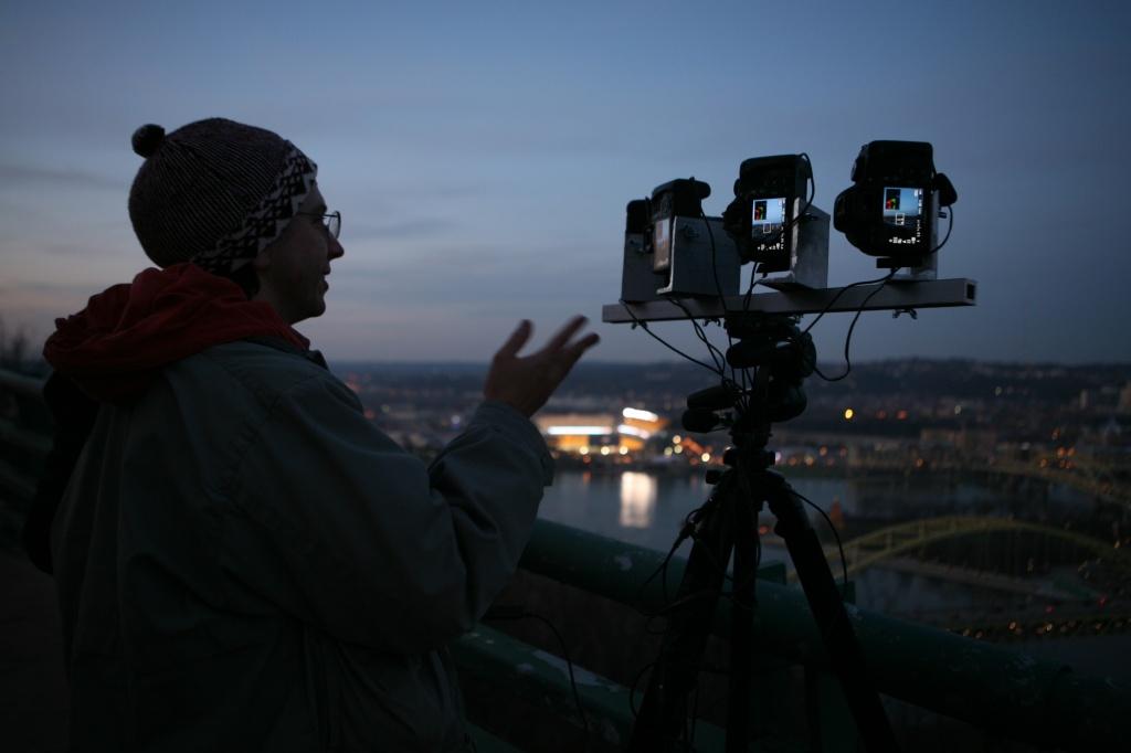 silhouette gigapan